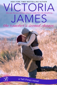 The Rancher's Second Chance - Victoria James pdf download