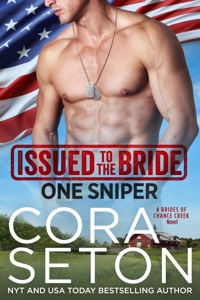 Issued to the Bride One Sniper - Cora Seton pdf download