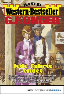 G. F. Unger Western-Bestseller 2412 - Western - G. F. Unger pdf download