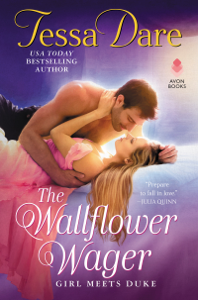 The Wallflower Wager - Tessa Dare pdf download