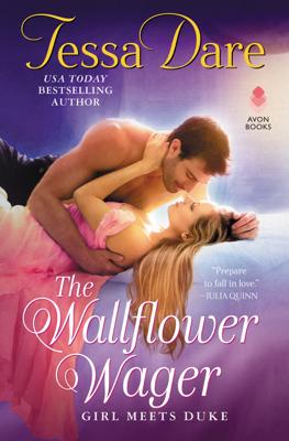 The Wallflower Wager - Tessa Dare pdf download