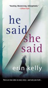 He Said/She Said - Erin Kelly pdf download