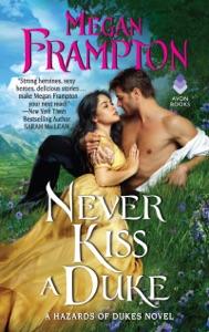 Never Kiss a Duke - Megan Frampton pdf download