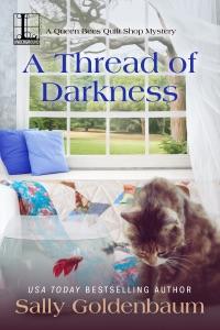 A Thread of Darkness - Sally Goldenbaum pdf download