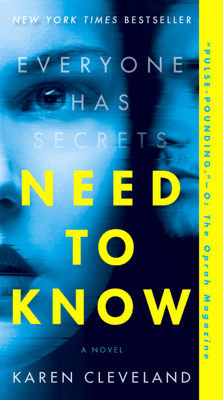 Need to Know - Karen Cleveland pdf download