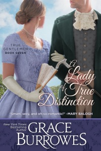 A Lady of True Distinction - Grace Burrowes pdf download