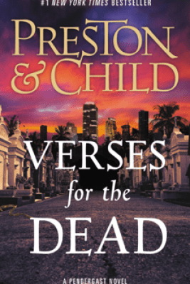 Verses for the Dead - Douglas Preston & Lincoln Child
