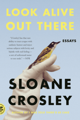 Look Alive Out There - Sloane Crosley