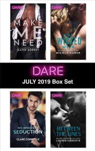 Harlequin Dare July 2019 Box Set - Katee Robert, Clare Connelly, Nicola Marsh & Lauren Hawkeye pdf download