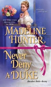 Never Deny a Duke - Madeline Hunter pdf download
