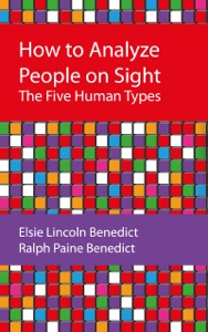 How to Analyze People on Sight - Elsie Lincoln Benedict pdf download