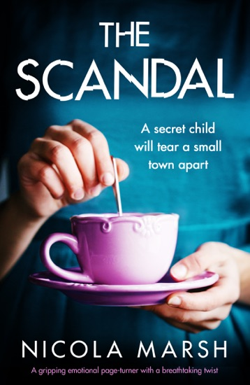 The Scandal by Nicola Marsh PDF Download