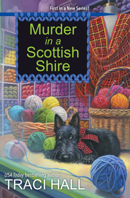 Murder in a Scottish Shire - Traci Hall pdf download