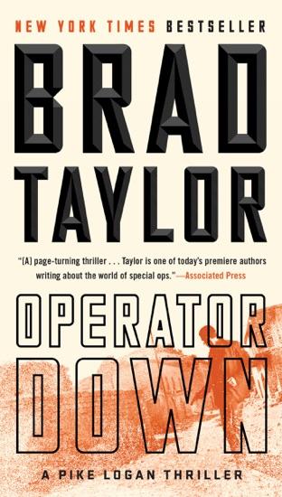 Operator Down by Brad Taylor pdf download