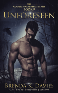 Unforeseen (Vampire Awakenings, Book 9) - Brenda K. Davies pdf download