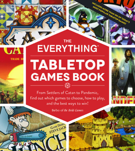 The Everything Tabletop Games Book - Bebo pdf download