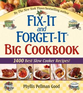 Fix-It and Forget-It Big Cookbook - Phyllis Good pdf download