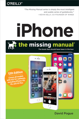 iPhone: The Missing Manual - David Pogue