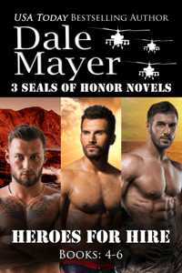 Heroes for Hire: Books 4-6 - Dale Mayer pdf download