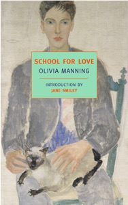 School for Love - Olivia Manning & Jane Smiley pdf download