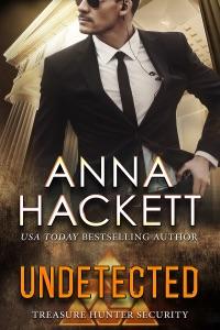 Undetected (Treasure Hunter Security #8) - Anna Hackett pdf download