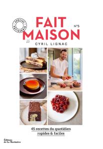 Fait Maison n°5 - Cyril Lignac pdf download