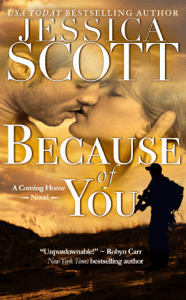 Because of You - Jessica Scott pdf download