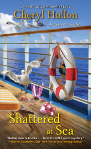 Shattered at Sea - Cheryl Hollon pdf download