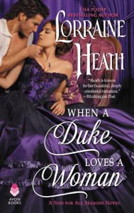 When a Duke Loves a Woman - Lorraine Heath pdf download