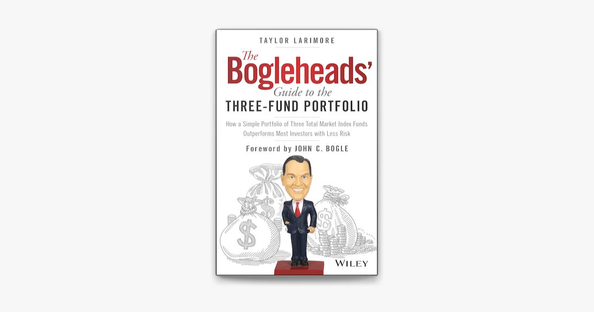 The Bogleheads' Guide to the Three-Fund Portfolio on
