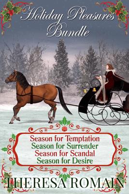 Holiday Pleasures Bundle - Theresa Romain pdf download