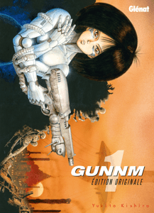 Gunnm - Édition originale - Tome 01 - Yukito Kishiro pdf download