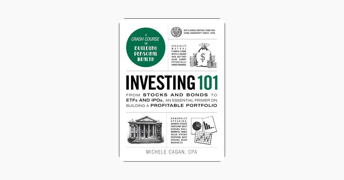 Investing 101 on Apple Books