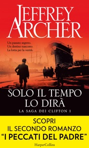 Solo il tempo lo dirà - Jeffrey Archer pdf download