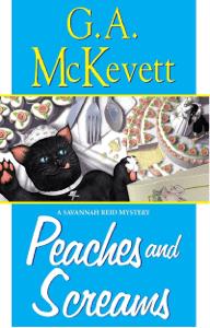 Peaches And Screams - G. A. McKevett pdf download
