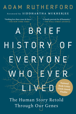 A Brief History of Everyone Who Ever Lived - Adam Rutherford pdf download