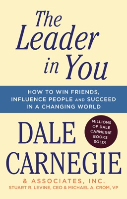 The Leader In You - Dale Carnegie pdf download