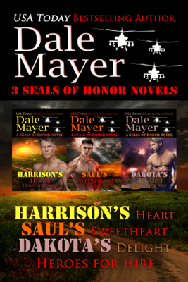 Heroes for Hire: Books 7-9 - Dale Mayer
