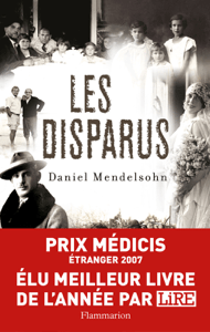 Les Disparus - Daniel Mendelsohn pdf download