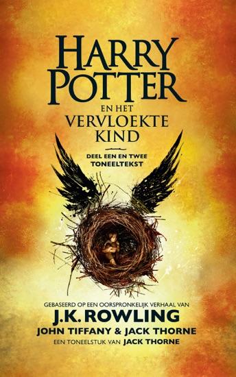 Harry Potter en het Vervloekte Kind Deel een en twee by J.K. Rowling, John Tiffany, Jack Thorne & Wiebe Buddingh' pdf download