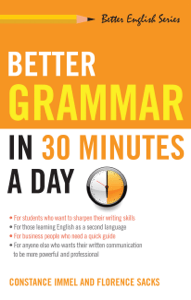 Better Grammar in 30 Minutes a Day - Constance Immel & Florence Sacks pdf download