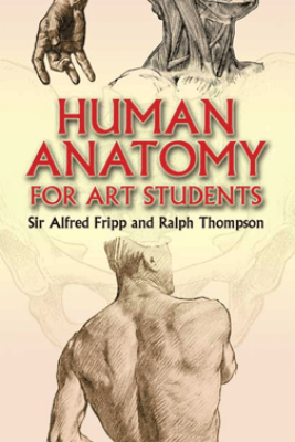 Human Anatomy for Art Students - Ralph Thompson & Sir Alfred Fripp
