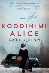 Koodinimi Alice - Kate Quinn pdf download