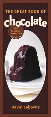 The Great Book of Chocolate - David Lebovitz pdf download