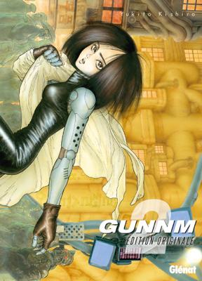 Gunnm - Édition originale - Tome 02 - Yukito Kishiro pdf download