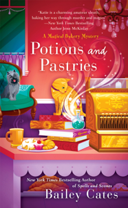 Potions and Pastries - Bailey Cates pdf download