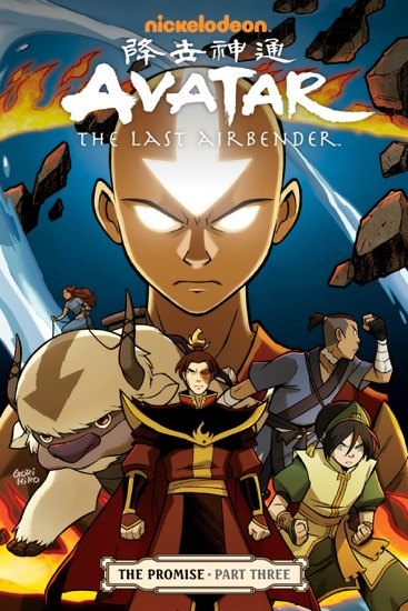 Avatar: The Last Airbender - The Promise Part 3 by Gene Luen Yang & Various Authors PDF Download