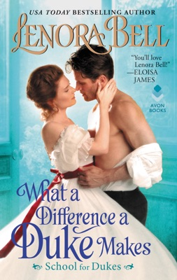 What a Difference a Duke Makes - Lenora Bell pdf download