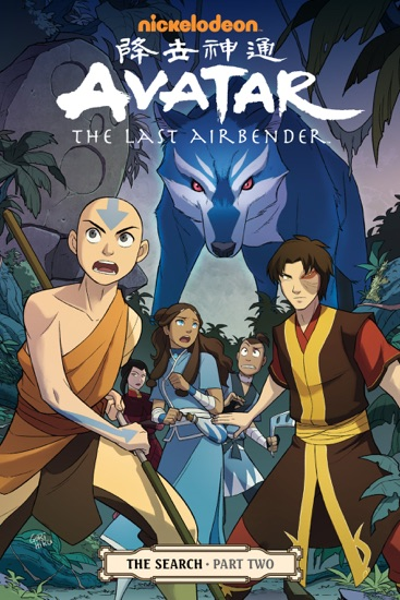 Avatar: The Last Airbender - The Search Part 2 by Gene Luen Yang & Various Authors PDF Download