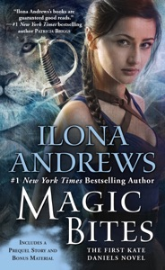 Magic Bites - Ilona Andrews pdf download